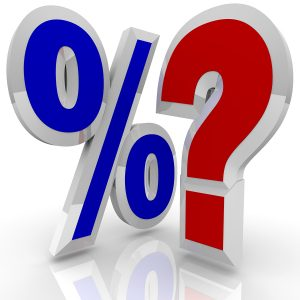 Otáznik a percentá